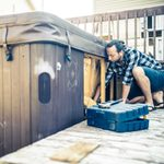 How to Get Rid of an Old Hot Tub