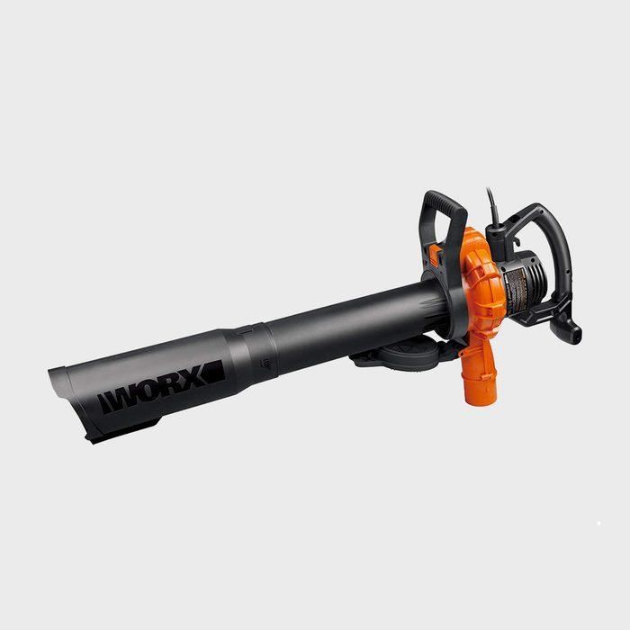 Worx Wg518 12 Amp 2 Speed Leaf Blower