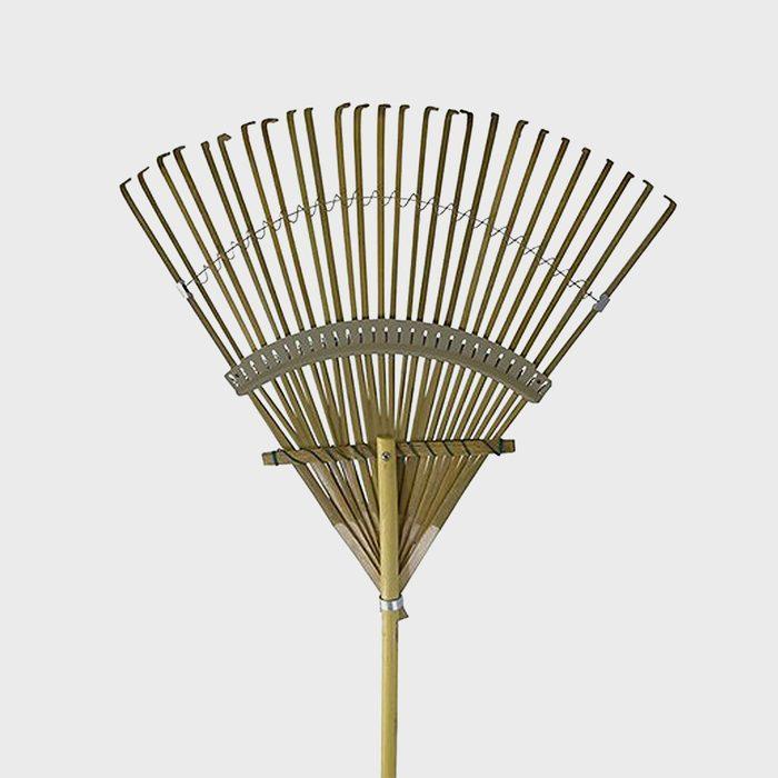 Rugg Manufacturing Company Bamboo Rake