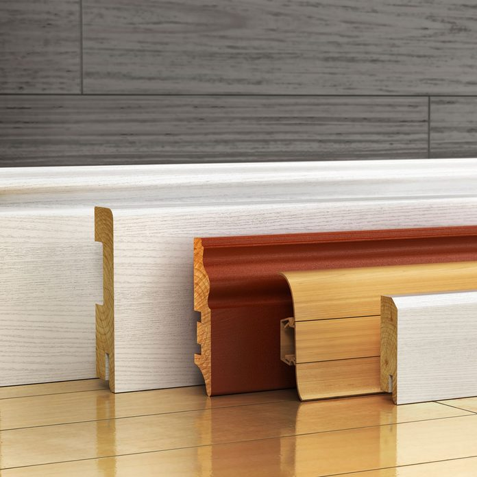 Types of baseboards