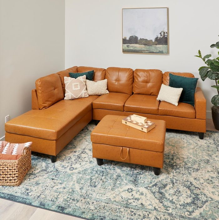 Ginger 3-Piece Sectional