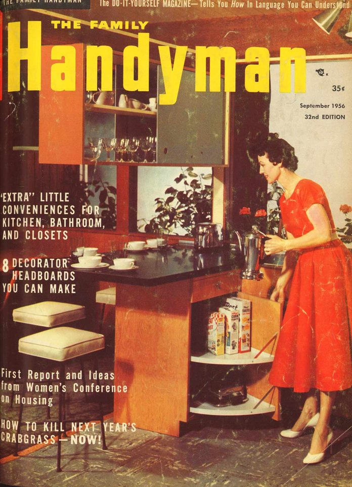 Fall 1956 issue