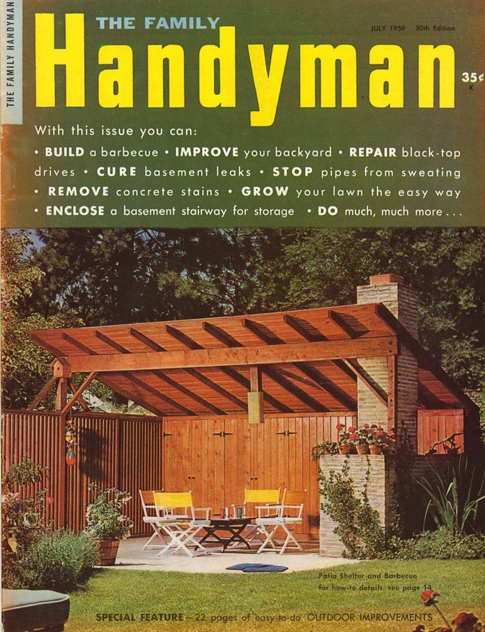 Summer 1959 cover
