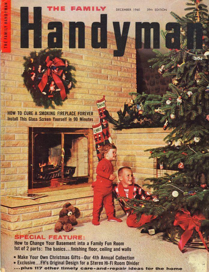 Winter 1960 cover