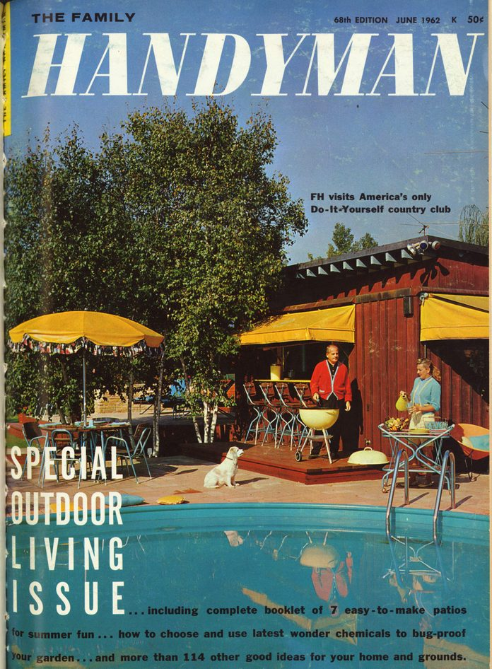 Summer 1962 cover