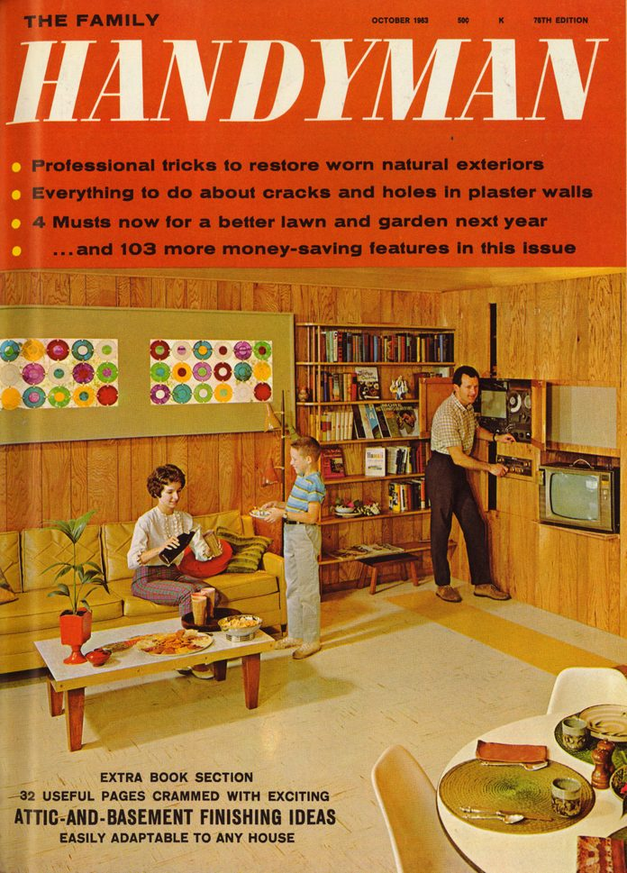 Fall 1963 cover
