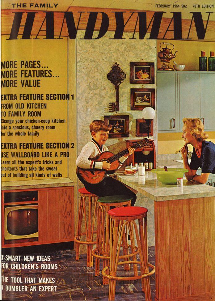 winter 1964 cover