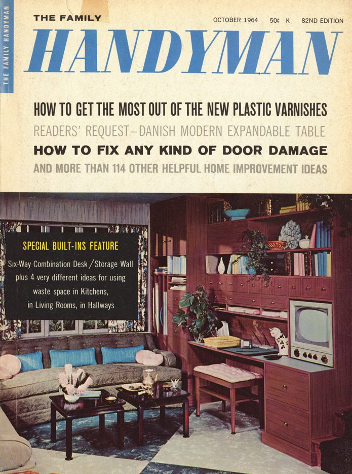 fall 1964 cover