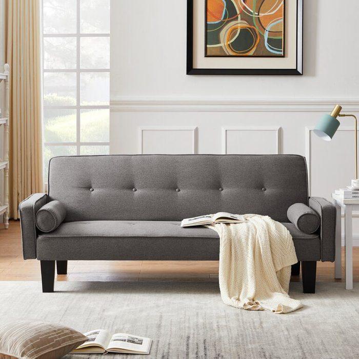 Jadarrien+71.6''+linen+sofa+bed