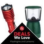 Deals We Love: Flashlights and Lanterns