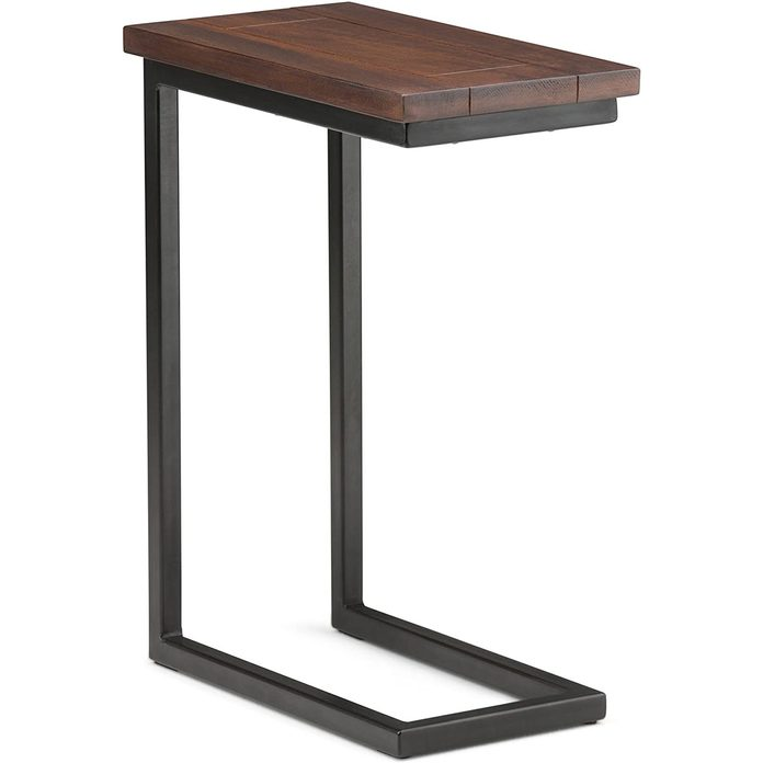 C shaped table