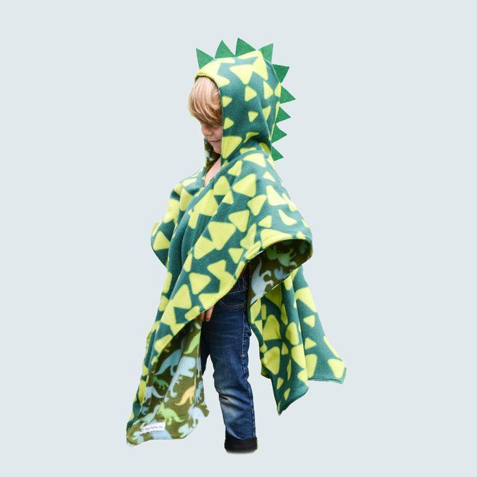 dinosaur blanket