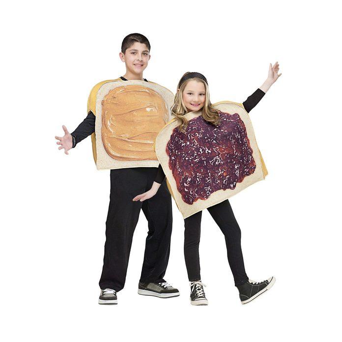 PB&J costume