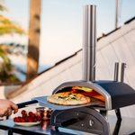 Stuff We Love: Portable Backyard Pizza Oven