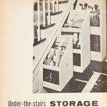Vintage Family Handyman Project: Under-the-Stairs Storage (Then and Now)