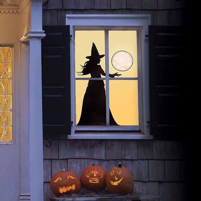 Witch decoration