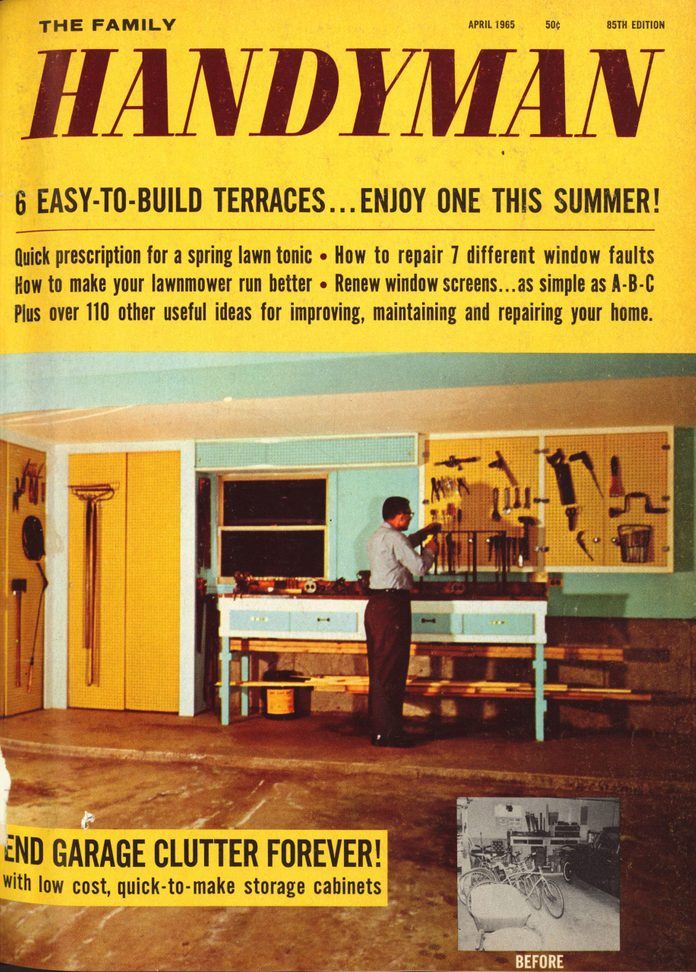 spring 1965 cover