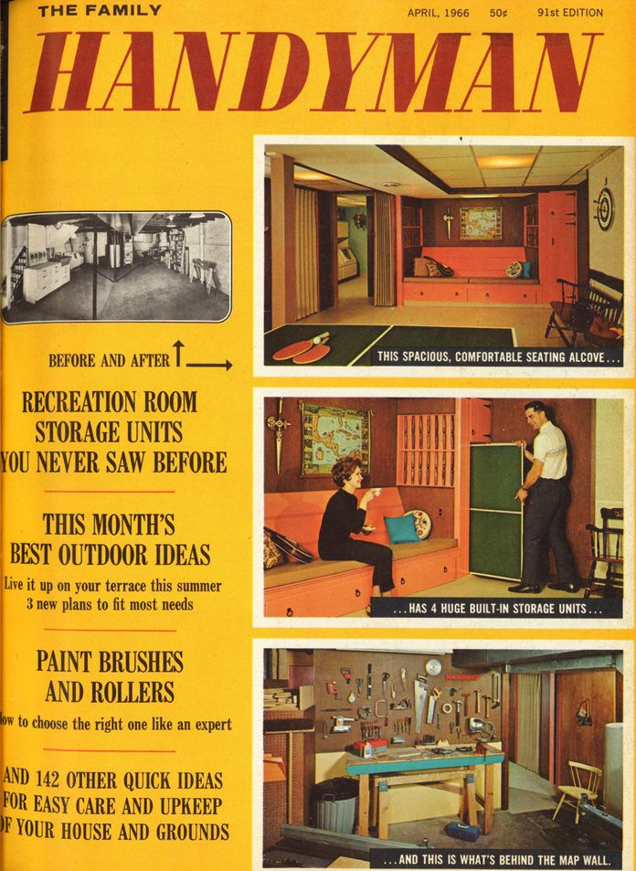 Spring 1966 cover