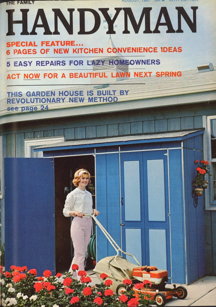 Summer 1967 Cover