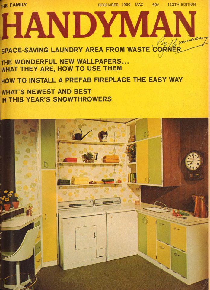 Winter 1969 Cover
