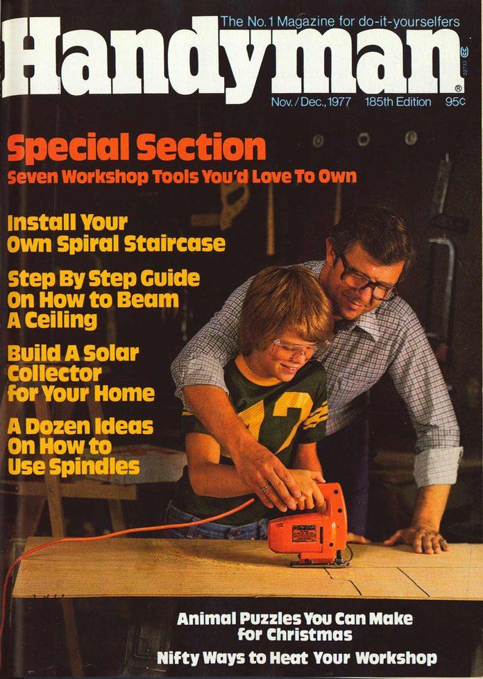 Winter 1977 Cover