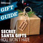 20 Secret Santa Gifts You Won't Hate