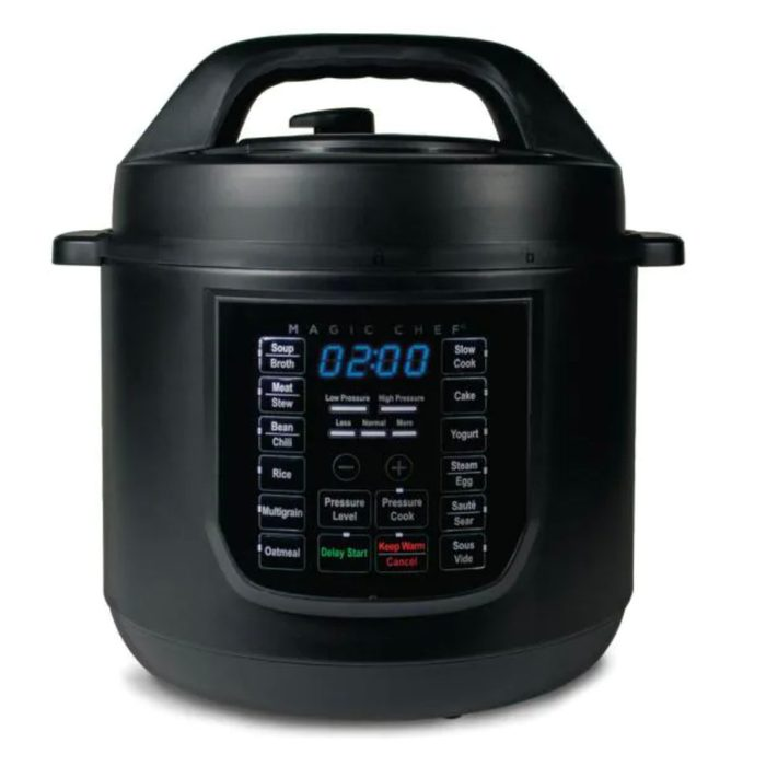 Magic Chef 6 Qt Pressure Cooker