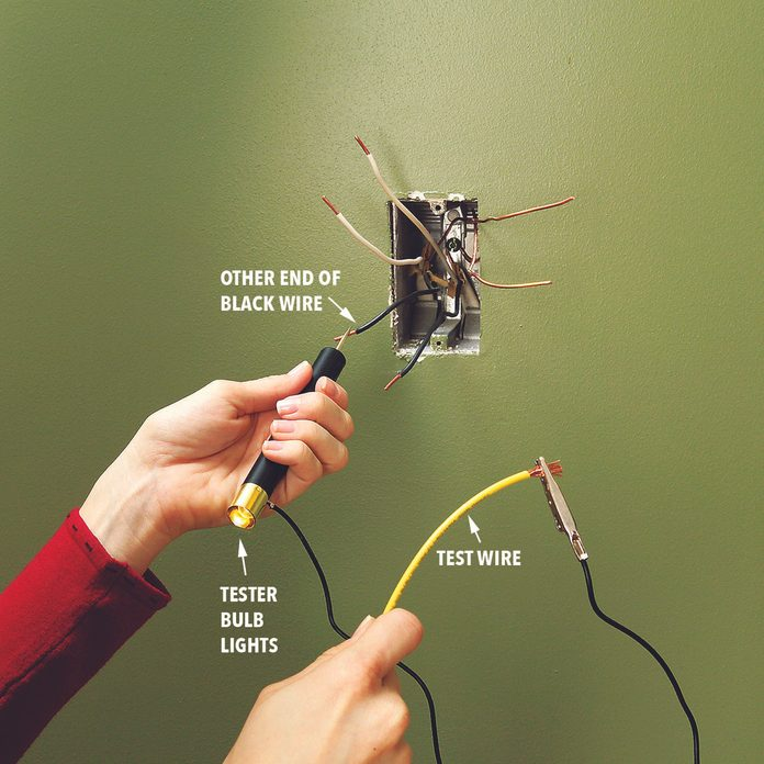 Use a Test Wire
