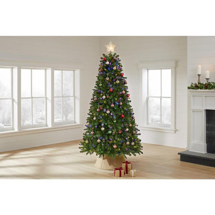christmas tree pre lit