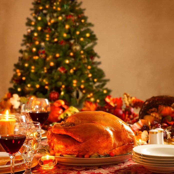 Thanksgiving tree