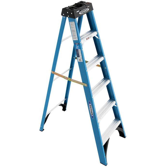 warner step ladder