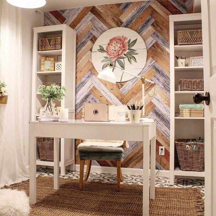 home office wall art