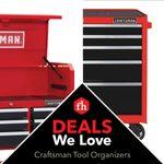 Deals We Love: Craftsman Tool Organizers