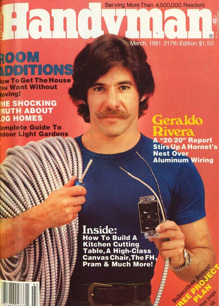 winter 1981 cover