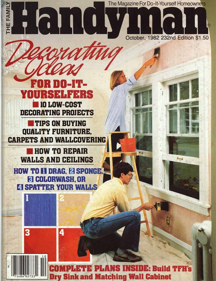 Fall 1982 cover
