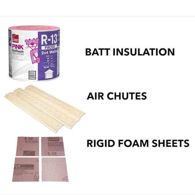 Attic supplies