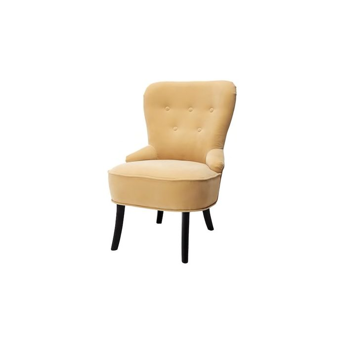 Light yellow chair