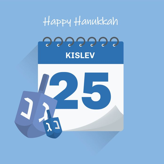 25th of Kislev