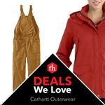 Deals We Love: Carhartt Outerwear