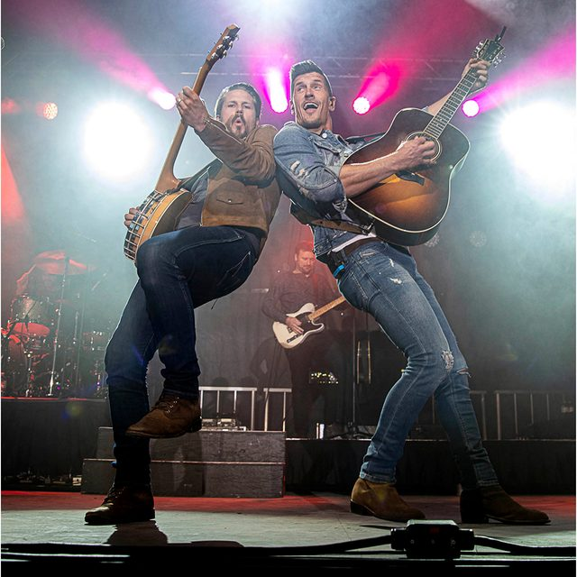 Curtis and his brother, Brad, make up the duo High Valley Fh21mar 608 50 Highvalley Norfolk Coreykelly