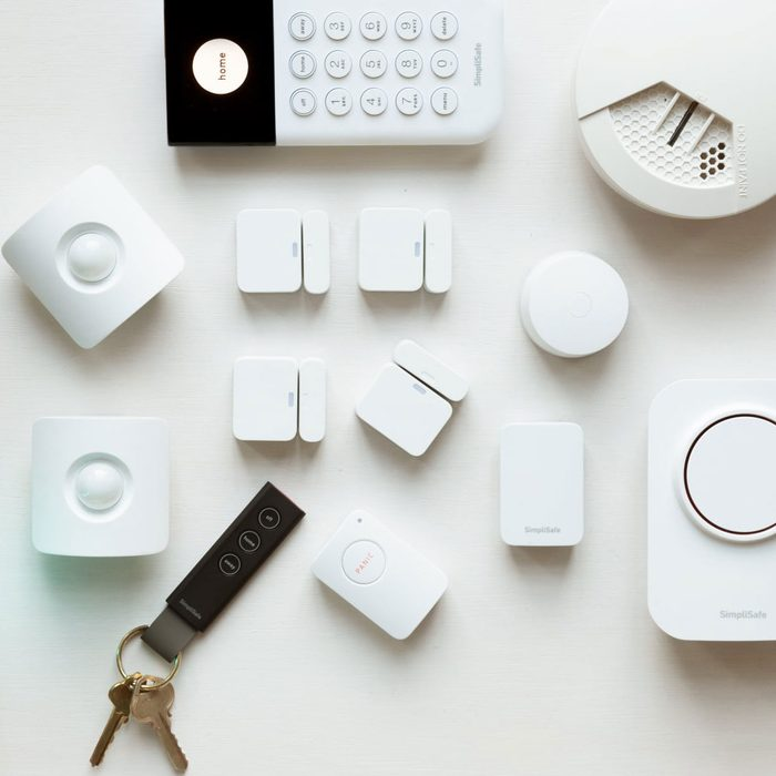 Simplisafe Home Security System Haven 14 W