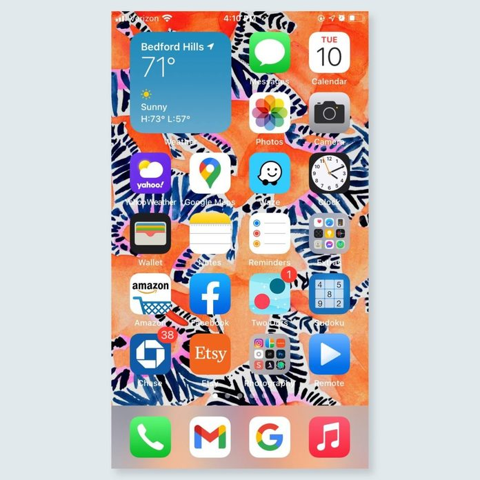 iphone tricks - Add widgets to your home screen