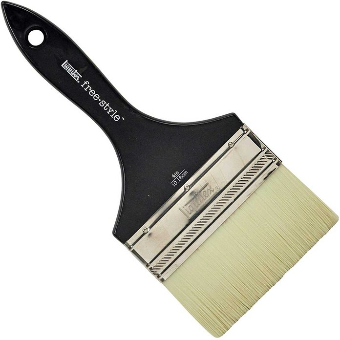 liquitex paint brush