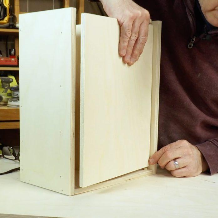 Bread Box Door