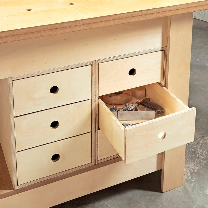 Add a stack of drawers