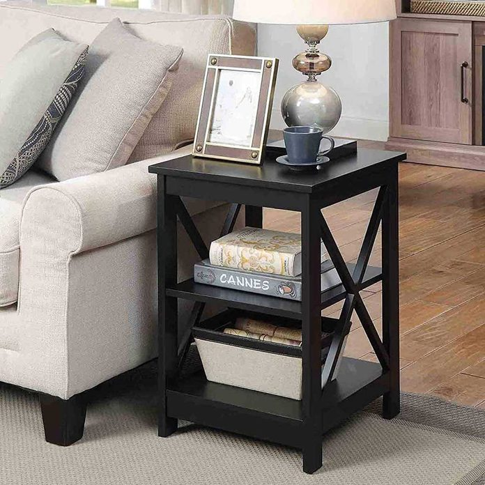 End Table With Shelves 71rljkn8bml. Ac Sl1500
