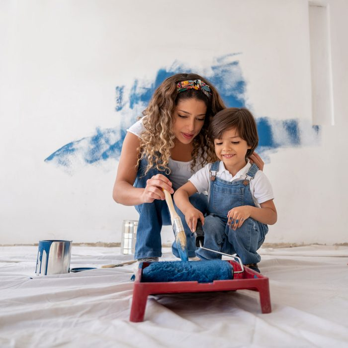 Family Painting Room