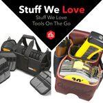 Stuff We Love: Tools On The Go