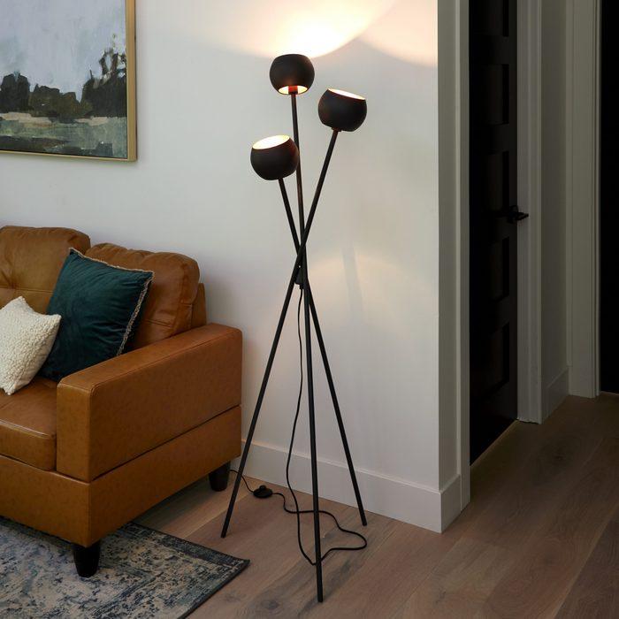 Overstock 3-leg Floor lamp