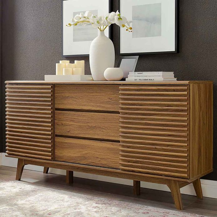 wide drawer cabinet